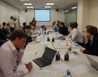 Tретья консультационная сессия «Вопросы юридического и финансового обеспечения запуска механизма венчурного финансирования» (8.10.2013)